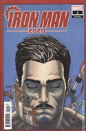 Iron Man 2020 (2020- Variant Cover) (Comic Book) #1.1