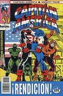 Capitán América & Thor el Poderoso Vol. 2 (1993-1994) (Grapa. 48 páginas.) #4