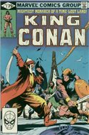 King Conan / Conan the King (Grapa, 48 págs.) #7