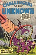 Challengers of the Unknown vol.1 (Grapa) #7