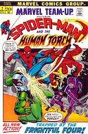 Marvel Team-Up Vol. 1 (Comic-Book) #2