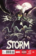 Storm Vol. 3 (2014 - 2015) (Comic Book) #5