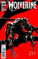 Wolverine (2010-2012 Variant Cover) (Comic Book) #2.1