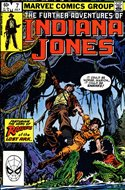 The Further Adventures of Indiana Jones (Comic-book) #7