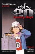 20th Century Boys (2004-2007) (Rústica con sobrecubierta) #6