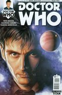 Doctor Who: The Tenth Doctor Adventures Year Two (Grapa) #2