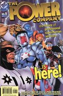 The Power Company (Comic Book) #1