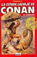 La Espada Salvaje de Conan el Bárbaro. Edición coleccionistas (Rojo) (Cartoné. 192 páginas. B/N. (1997).) #5