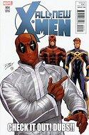 All-New X-Men Vol. 2 (Variant Cover) (Comic Book) #4