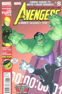 Marvel Universe: Avengers Earth's Mightiest Heroes (Comic Book) #8