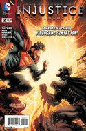 Injustice: Gods Among Us (Cómic-Book) #2