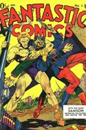 Fantastic Comics (Comic Book 68 pp) #2