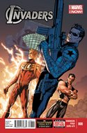 All-New Invaders (2014) (Comic Book) #8