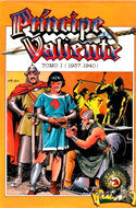 Príncipe Valiente (Cartoné 152 pp) #1