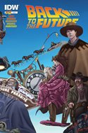 Back to the Future (Comic-book) #3