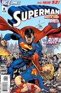 Superman Vol. 3 (2011-2016) (Comic Book) #6