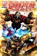 Guardians of the Galaxy Vol. 2 (2008-2010) (Comic-Book) #1