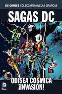 Colección Novelas Gráficas DC Comics: Sagas DC (Cartoné) #2