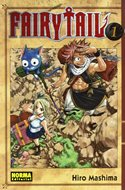 Fairy Tail (Rústica con sobrecubierta) #1
