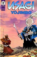 Usagi Yojimbo Vol. 3 (Grapa) #7