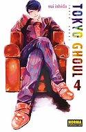 Tokyo Ghoul (Rústica con sobrecubierta) #4