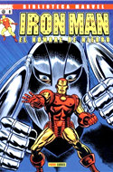 Biblioteca Marvel: Iron Man (2005-2008) (Rústica 160 pp) #8