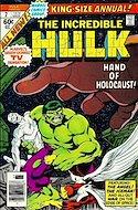 The Incredible Hulk Annual (Comic Book. 1968-1994) #7