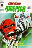 Capitán América Vol. 3 (1975-1980) (Grapa) #8
