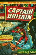 Captain Britain Vol. 1 (1976-1977) (Grapa) #7