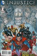 Injustice: Gods Among Us: Year Four (Comic-Book) #1