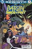 Batgirl and the Birds of Prey (2016-2018) (Comic Book) #1