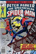 The Spectacular Spider-Man Vol. 1 (Saddle-stitched) #8