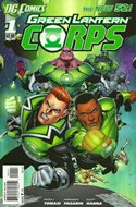 Green Lantern Corps Vol. 3 (2011-2015) (Comic-Book) #1