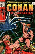 Conan The Barbarian (1970-1993) (Comic Book 32 pp) #4