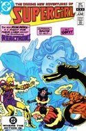 The Daring New Adventures of Supergirl (Grapa) #8