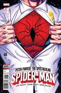 Peter Parker: The Spectacular Spider-Man (2017-2018) (Comic Book) #1