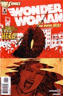 Wonder Woman Vol. 4 (2011-2016) (Comic Book) #4