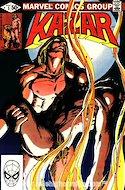 Ka-Zar the Savage Vol 1 (Grapa) #5