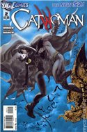 Catwoman Vol. 4 (2011-2016) New 52 (saddle-stitched) #2