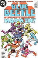 Blue Beetle Vol. 1 (Comic-Book) #3