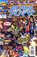 Alpha Flight Vol. 2 (1998-1999) (Grapa) #4