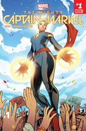 The Mighty Captain Marvel (2017-) (Comic-book) #1