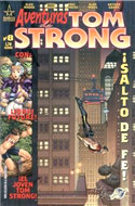 Aventuras de Tom Strong (2003-2004) (Grapa 24-32 pp) #8