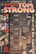 Aventuras de Tom Strong (2003-2004) (Grapa 24-32 pp) #8