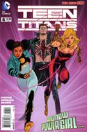 Teen Titans Vol. 5 (2014-2016) (Comic Book) #6