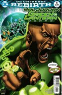 Hal Jordan and the Green Lantern Corps (2016-2018) (Comic-book) #5