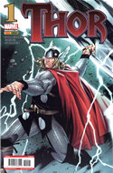 Thor (2008-2011) (Grapa 24 pp) #1