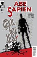 Abe Sapien (Comic Book) #9
