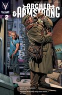 Archer & Armstrong (Comic Book) #2