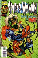 Spider-Woman (Vol. 3 1999-2000) (Comic-Book) #1